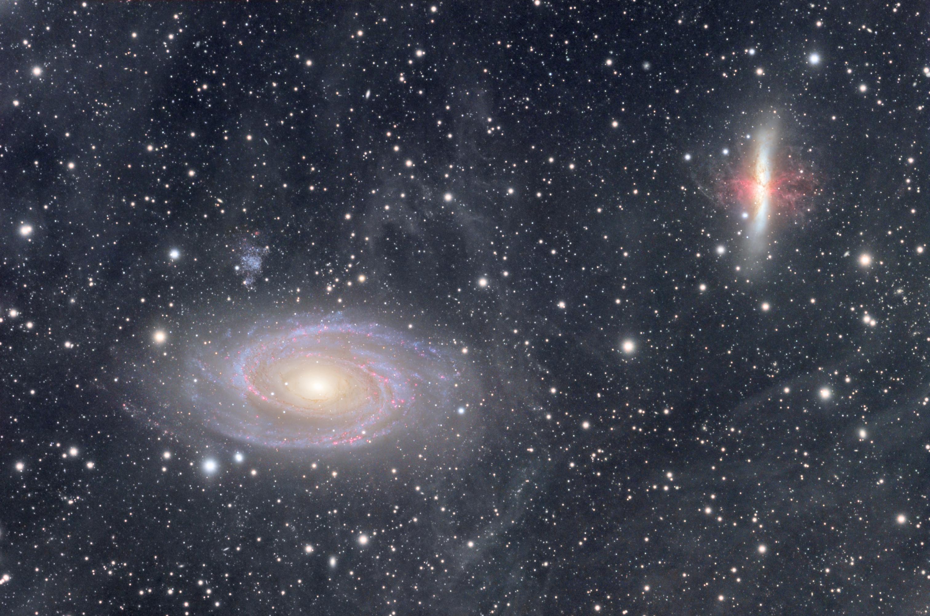 Messier m81 photos amateur